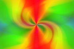 танцевать цветов Стоковое Изображение RF
