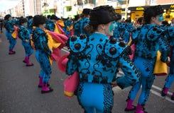 Танцевать Bullfighters Стоковые Фотографии RF