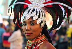 Танцовщица Вегас Стоковое Изображение RF