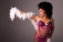 танцовщица Стоковые Фото