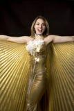 танцовщица Стоковые Изображения RF