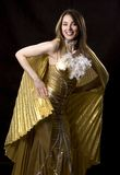 танцовщица Стоковая Фотография RF