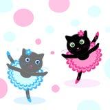 танцоры балета Стоковая Фотография