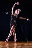 танцоры бального зала Стоковое Фото