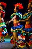 танцоры Бразилии Стоковое Изображение RF