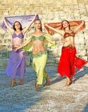 танцоры живота Стоковая Фотография RF