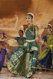 Танцоры Индии Стоковые Изображения RF