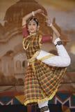 Танцоры Индии Стоковые Изображения