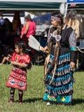 Танцоры коренного американца Стоковые Изображения RF