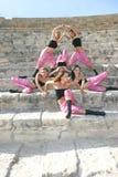 танцоры самомоднейшие Стоковые Фотографии RF