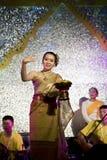 танцоры тайские Стоковая Фотография RF
