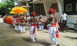 танцоры традиционные Стоковые Фотографии RF