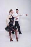танцоры Стоковое Изображение