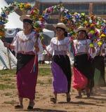 Танцоры Ketchuan Стоковая Фотография RF
