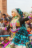 Танцоры Rajasthani Стоковое фото RF