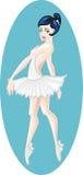 танцор балета Стоковое Изображение