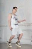 Танцор Вальм-Хмеля Стоковая Фотография RF
