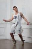 Танцор Вальм-Хмеля Стоковые Фотографии RF