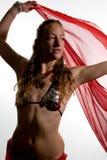 танцор живота стоковые изображения rf