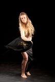 танцор живота oriental Стоковые Фотографии RF