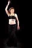 танцор живота oriental Стоковое фото RF