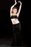 танцор живота oriental Стоковые Изображения RF
