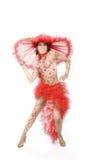 танцор кабара Стоковые Изображения RF