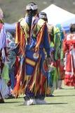 Танцор коренного американца Стоковая Фотография RF