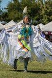 Танцор коренного американца Стоковое фото RF