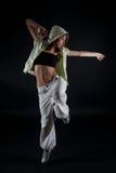 танцор самомоднейший Стоковые Фото