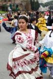 танцор эквадор Стоковые Изображения