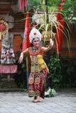 танцор balinese Стоковое Изображение RF