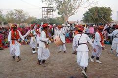 Танцор Gher племенной Стоковое фото RF