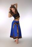 танцор oriental стоковое фото rf