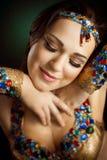 танцор oriental Стоковое Фото