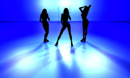 танцплощадка Стоковое Изображение RF