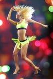 танцует латынь Стоковые Фотографии RF
