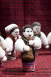 танцует люди куклы Стоковое Изображение