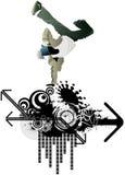 танцует популярное Стоковое Изображение