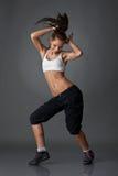 танцует самомоднейшее Стоковые Фотографии RF