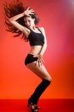 танцует самомоднейшее Стоковая Фотография