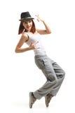 танцует самомоднейшее Стоковое фото RF