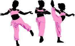 танцулька восточная Стоковые Изображения RF