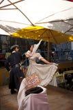 Танцулька гаучо в Буэнос-Айрес Стоковые Изображения