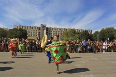танцулька детей Стоковые Изображения RF