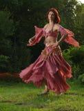 танцулька живота стоковые фотографии rf