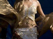 танцулька живота Стоковое фото RF