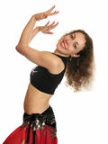 танцулька живота Стоковая Фотография RF