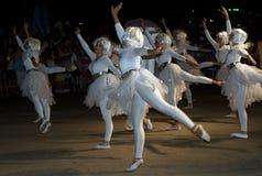 танцулька масленицы Стоковое Изображение