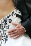 танцулька невесты Стоковая Фотография